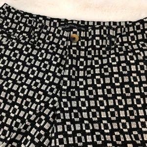 Lee Shorts - Geometric Patterned Lee Platinum Label shorts